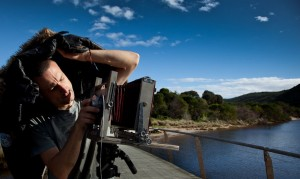Nick Thorley Photographer performing Landscape photography at wilsons prom